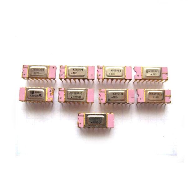 Микросхемы 565 РУ 3