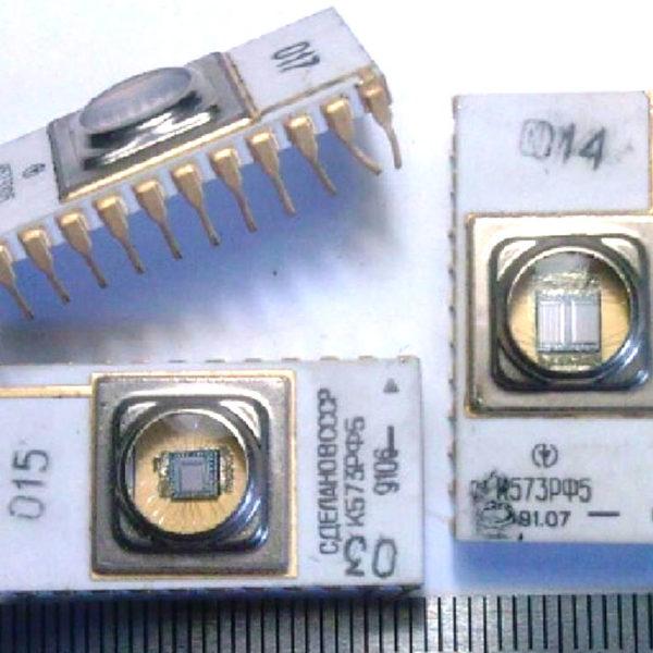 Микросхемы К 573 РФ 5 и подобные