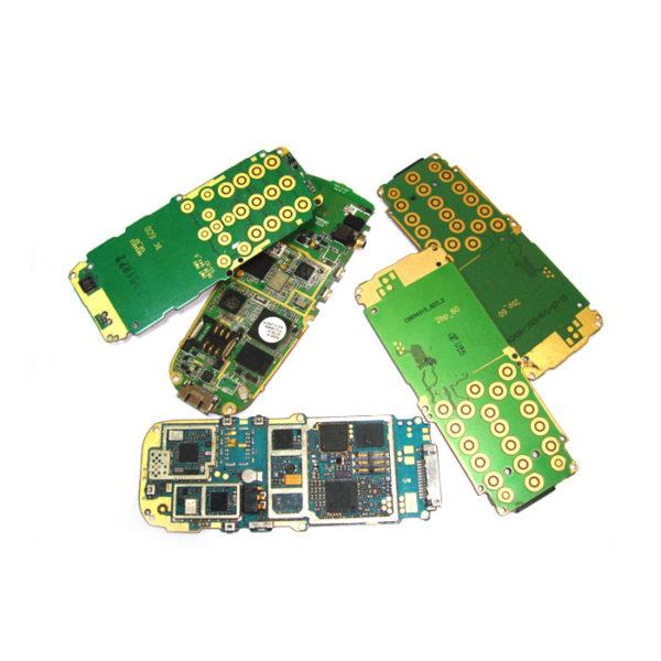 Платы с мобильных телефонов