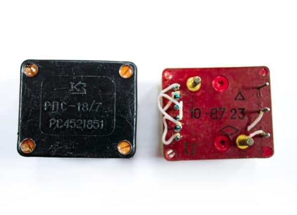 Реле РПС-18