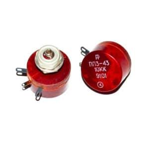 Резистор ПП3-40