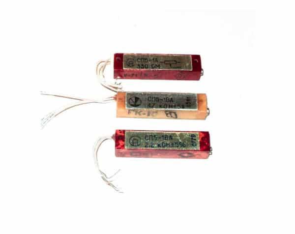 Резистор СП5-1ВА