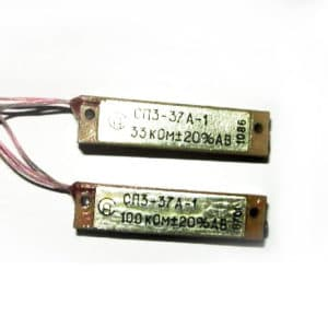 Резистор СП3-37