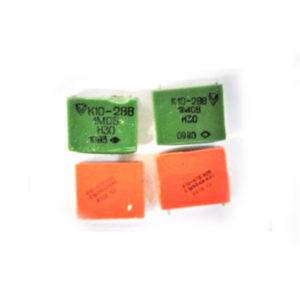 Конденсаторы К 10-28 Н30 1М0
