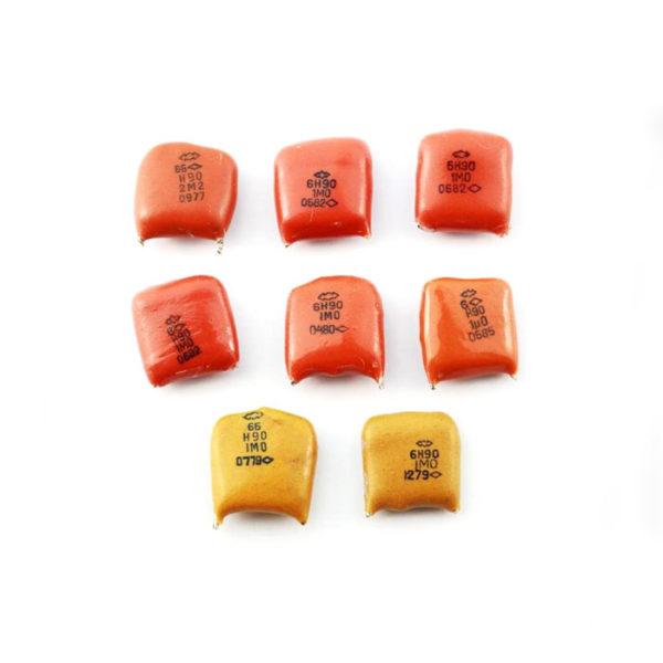 КМ рыжие (Н90) м68, 1МО (с годом)
