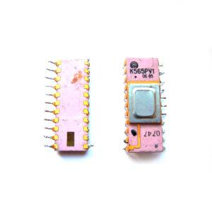 Микросхемы 565 РУ 1,2