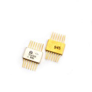 Микросхемы 564 и подобные,14 ног (торцевое покрытие)