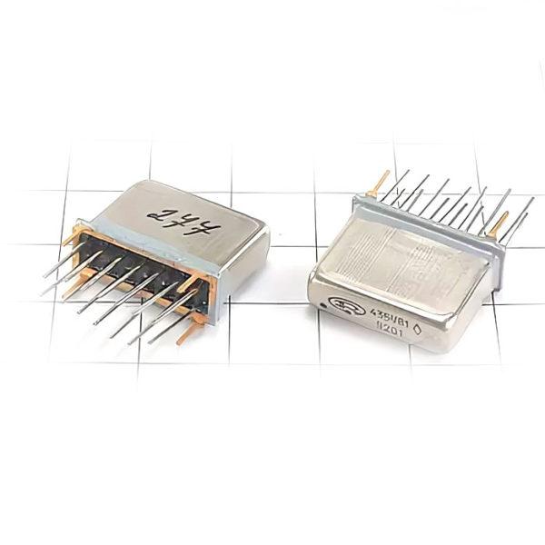 Микросхемы 435 УВ1, ХП1 и подобные