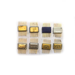 Микросхемы 130,133 и подобные 14 ног (1 подложка)