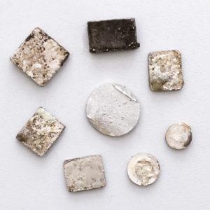 Серебро 80 немагнитное