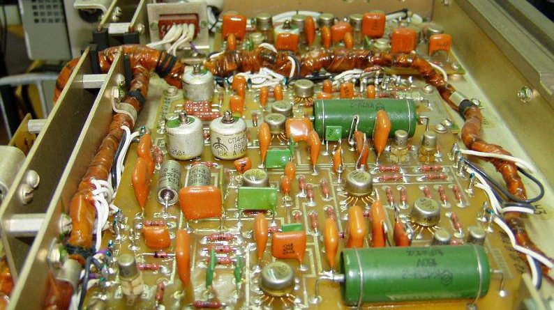 Советская электроника