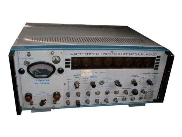 Частотомер Ч3-30