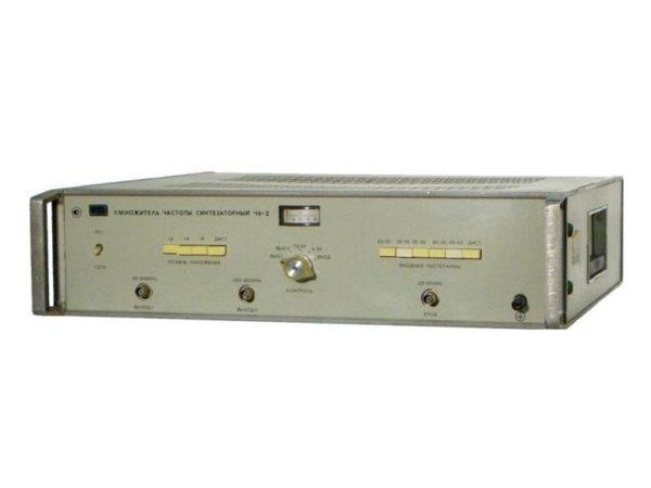Умножитель частоты синтезаторный Ч6-2
