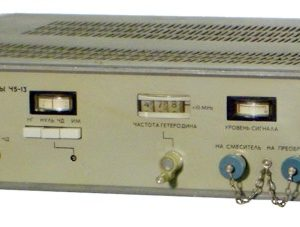 Преобразователь частоты Ч5-13